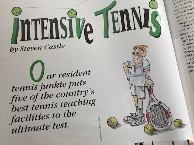 The Tao of Bad Tennis